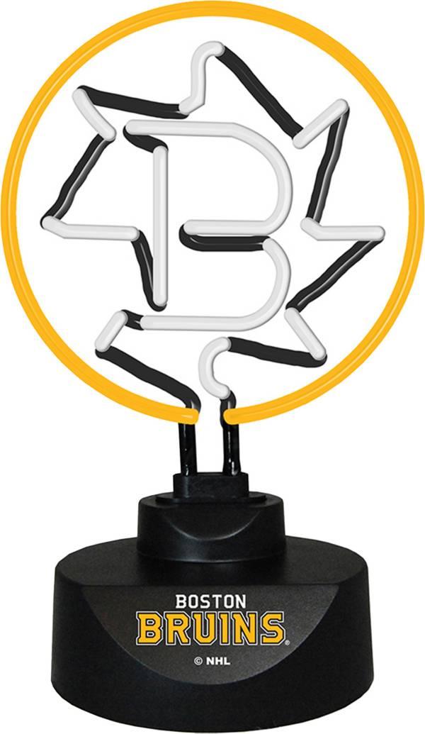 Memory Company Boston Bruins Neon Tamp Lamp product image