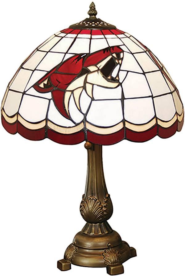 Memory Company Arizona Coyotes Tiffany Table Lamp product image