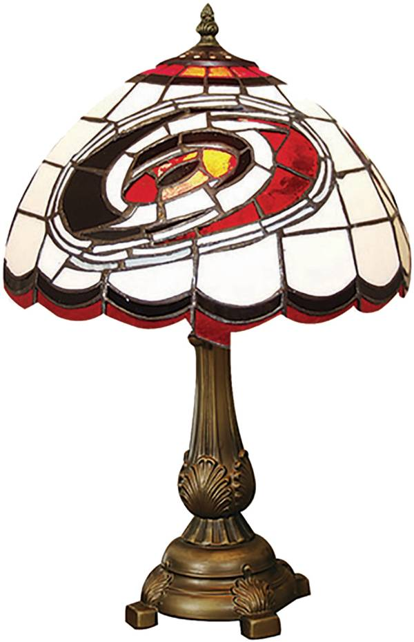 Memory Company Carolina Hurricanes Tiffany Table Lamp product image