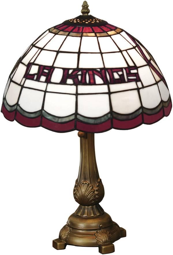 Memory Company Los Angeles Kings Tiffany Table Lamp product image
