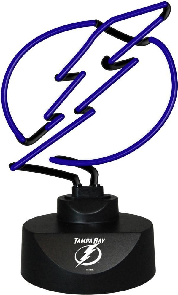 Memory Company Tampa Bay Lightning Neon Tamp Lamp product image