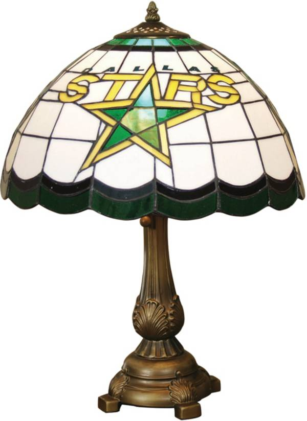 Memory Company Dallas Stars Tiffany Table Lamp product image