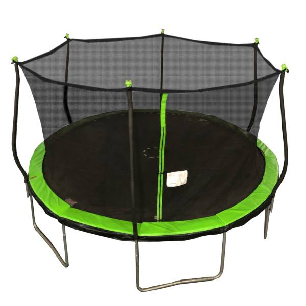 SportsPower 14-Foot Trampoline with Enclosure product image