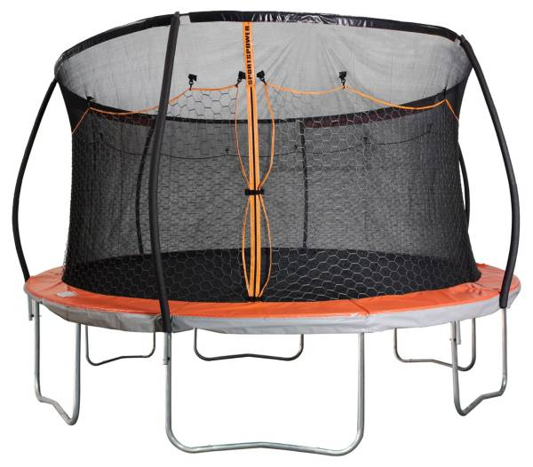 SportsPower 15-Foot Trampoline with Enclosure product image