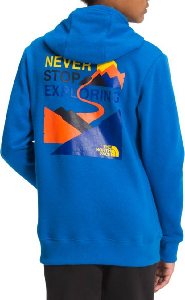 The North Face Boys' Camp Fleece Pullover Hoodie product image