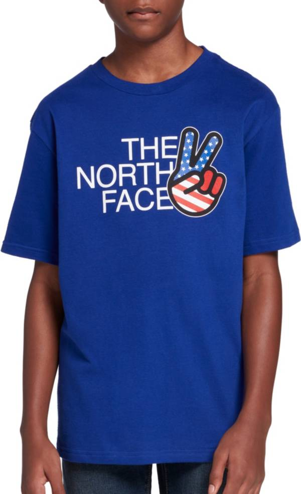 The North Face Boys' Americana Graphic T-Shirt product image