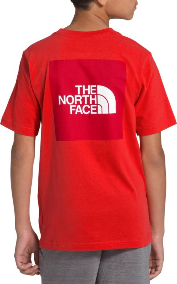 The North Face Boys' Red Box T-Shirt product image