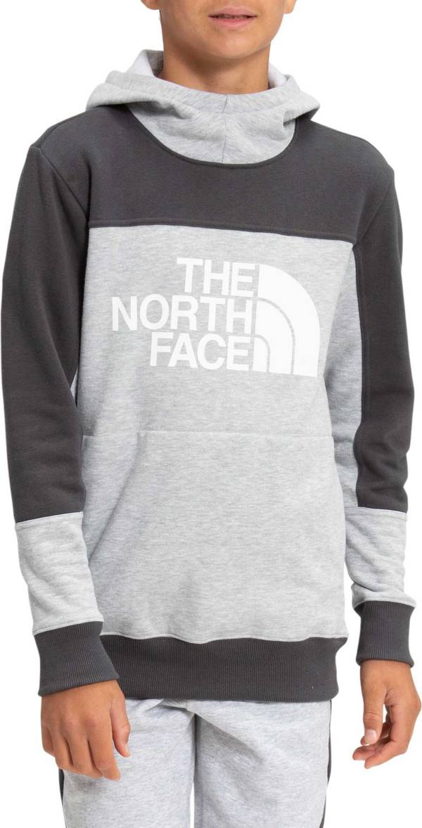 The North Face Boy's Street Logo Pullover Hoodie product image