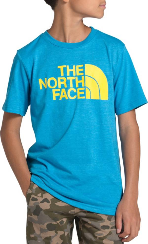 The North Face Boys' Tri-Blend T-Shirt product image