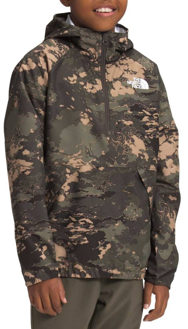 The North Face Boys' Packable Wind Jacket product image
