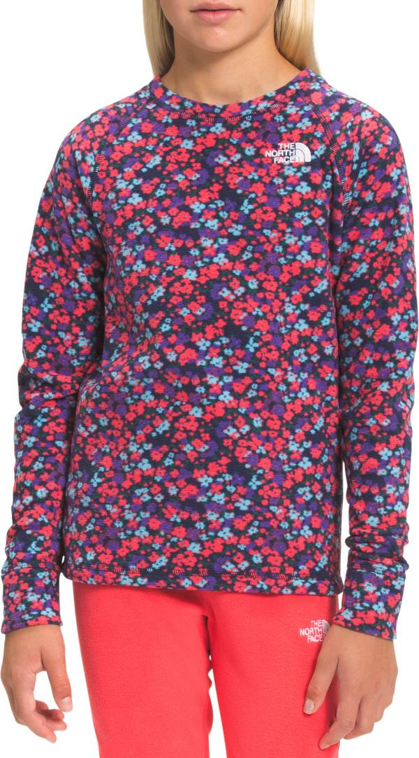 The North Face Girls' Glacier Fleece Crewneck product image