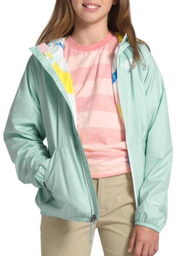 The North Face Girls' Windy Crest Full-Zip Hoodie product image