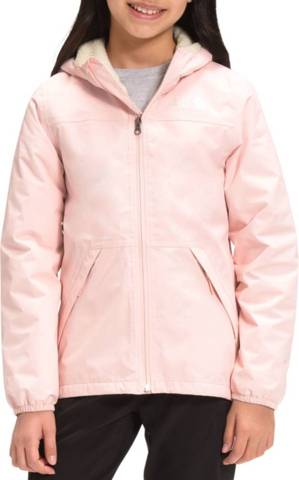 The North Face Girls' Warm Storm Rain Jacket product image