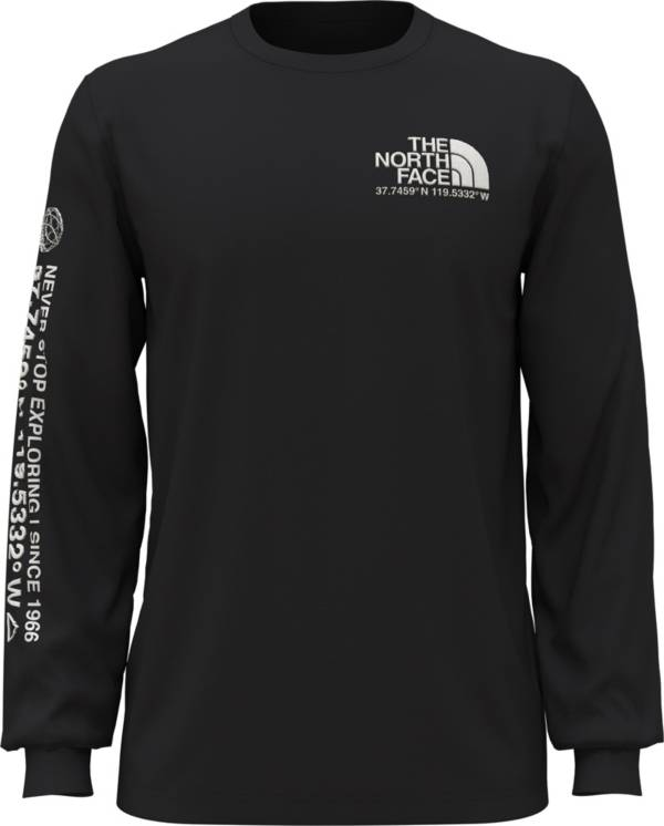 The North Face Men's Logo Plus Long Sleeve Shirt product image