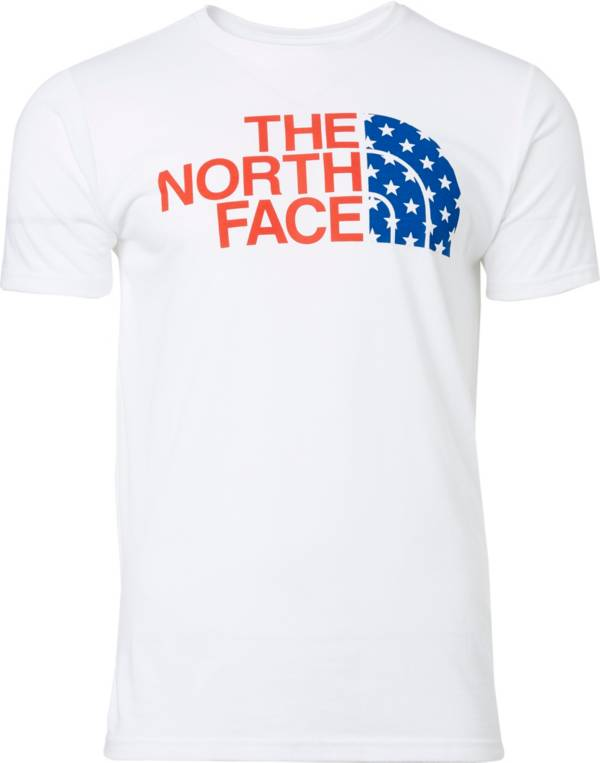 The North Face Men's Americana Stars Short Sleeve T-Shirt product image