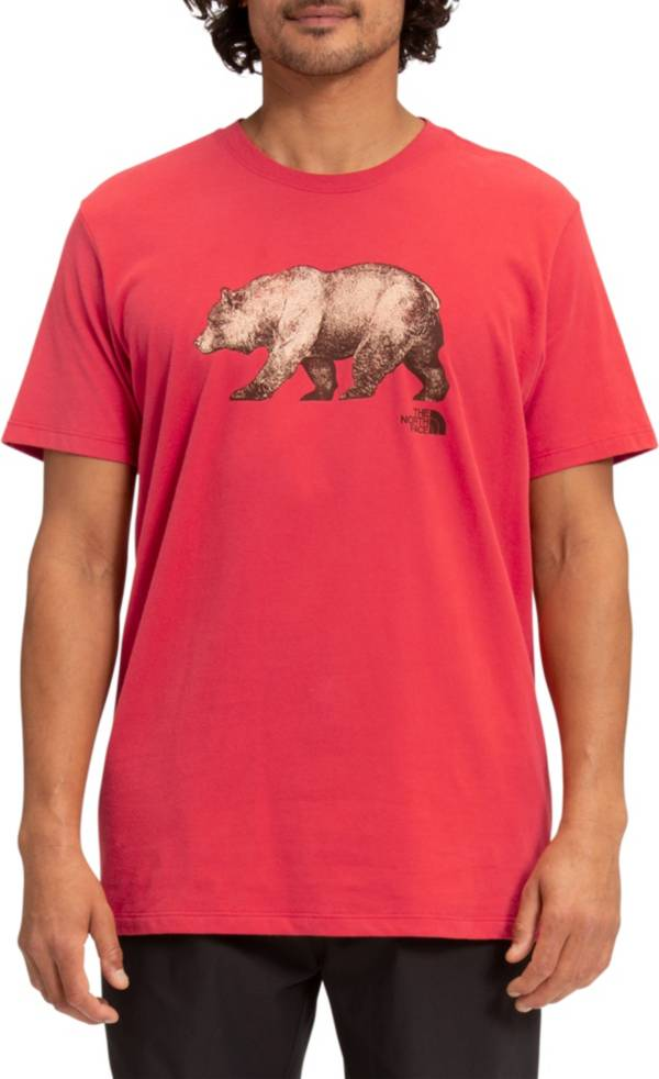 The North Face Men's Bear Short Sleeve Graphic T-Shirt product image