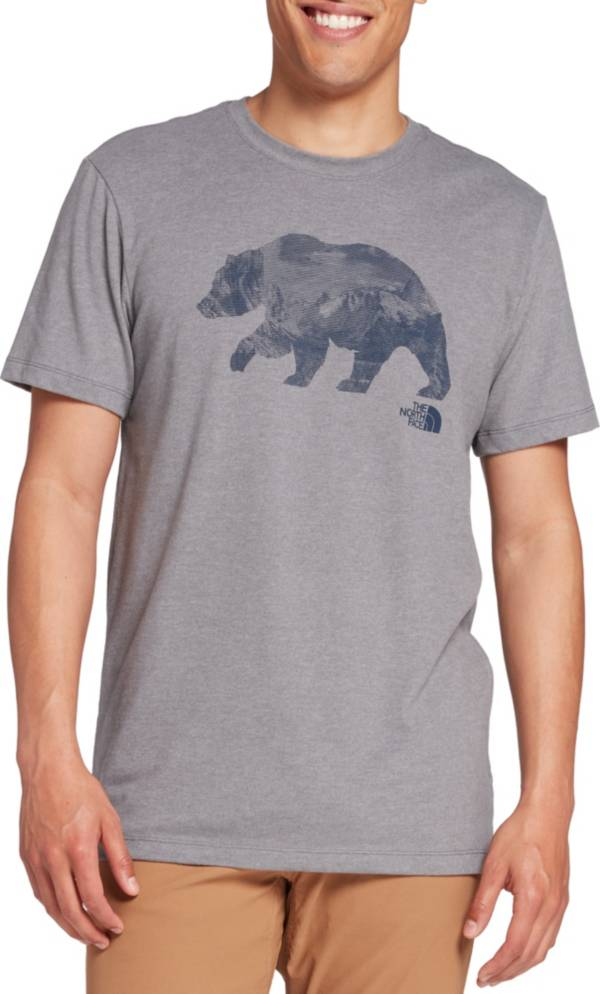 The North Face Men's Short Sleeve Bear Graphic T-Shirt product image