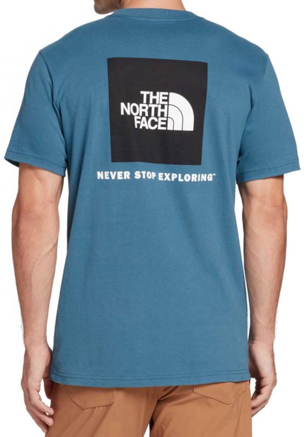 The North Face Men's Box NSE Short Sleeve Shirt product image