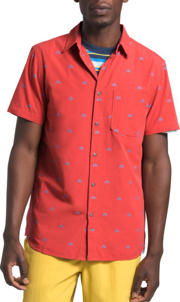 The North Face Men's Baytrail Jacquard Shirt Sleeve Shirt product image