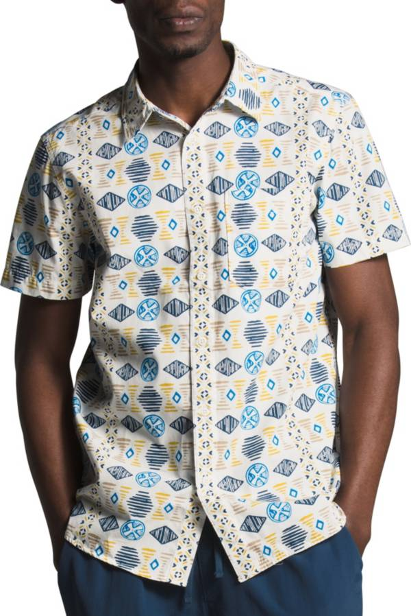 The North Face Men's Pattern Baytrail Jacquard Shirt Sleeve Shirt product image