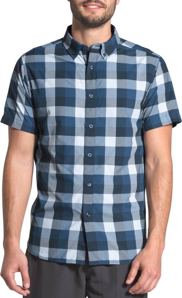 The North Face Men's Monanock II Short Sleeve Shirt product image