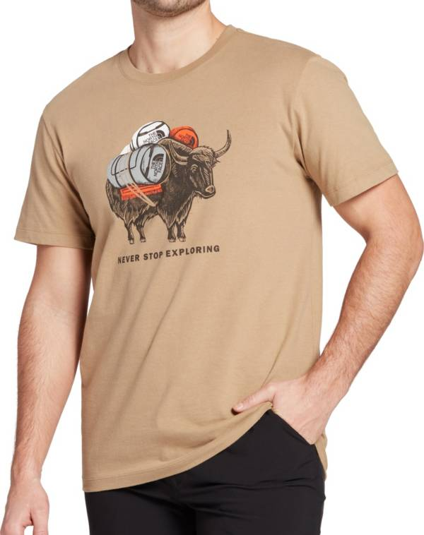 The North Face Men's Yak Short Sleeve Graphic T-Shirt product image