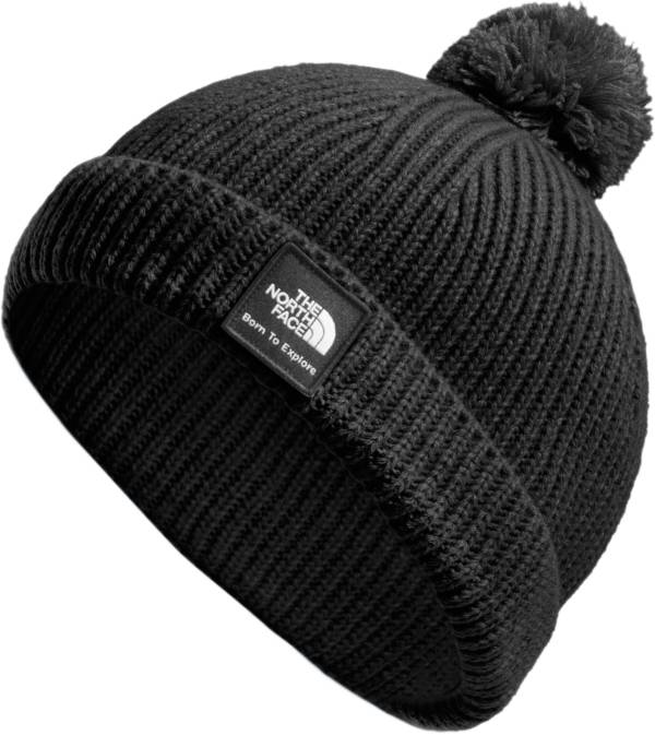 The North Face Kids' Box Logo Pom Beanie product image