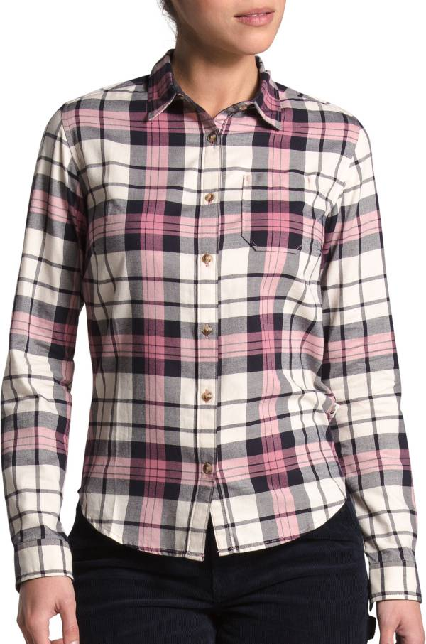 The North Face Women's Berkeley Girlfriend Long Sleeve Shirt product image