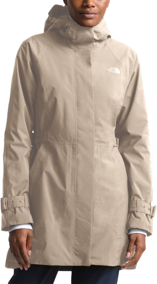The North Face Women's City Breeze Trench Rain Jacket product image