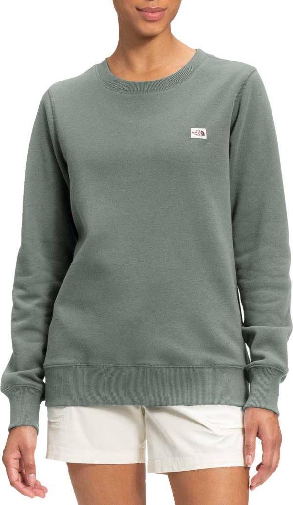 The North Face Women's Heritage Patch Crew Sweatshirt product image
