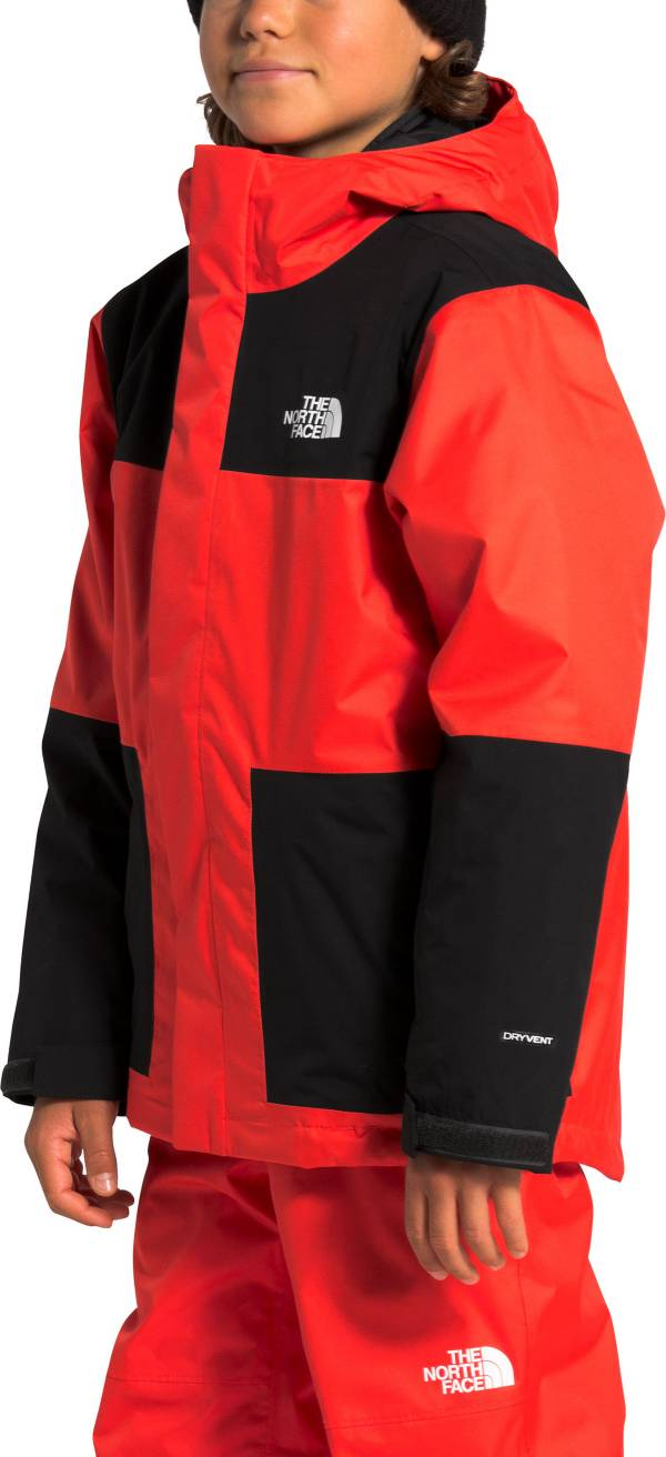 The North Face Boy's Freedom Triclimate Jacket product image