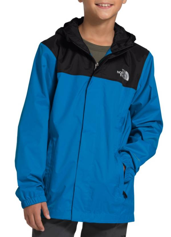 The North Face Boys' Resolve Reflective Rain Jacket product image
