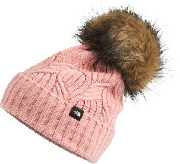 The North Face Youth Oh-Mega Fur Pom Beanie product image