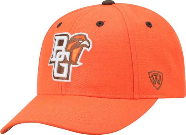 Top of the World Men's Bowling Green Falcons Orange Triple Threat Adjustable Hat product image