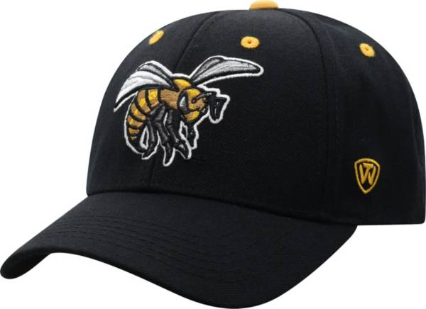 Top of the World Men's Alabama State Hornets Triple Threat Adjustable Black Hat product image