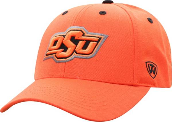 Top of the World Men's Oklahoma State Cowboys Orange Triple Threat Adjustable Hat product image