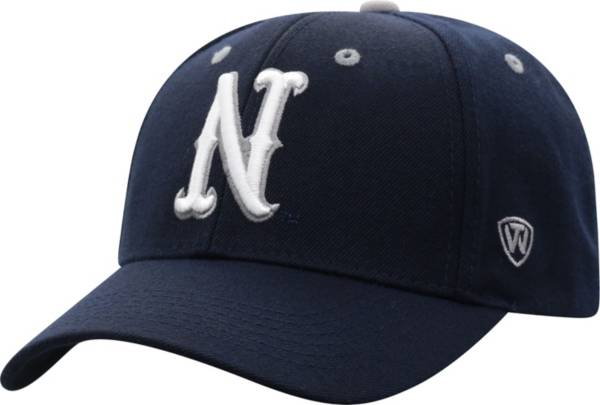 Top of the World Men's Nevada Wolf Pack Blue Triple Threat Adjustable Hat product image