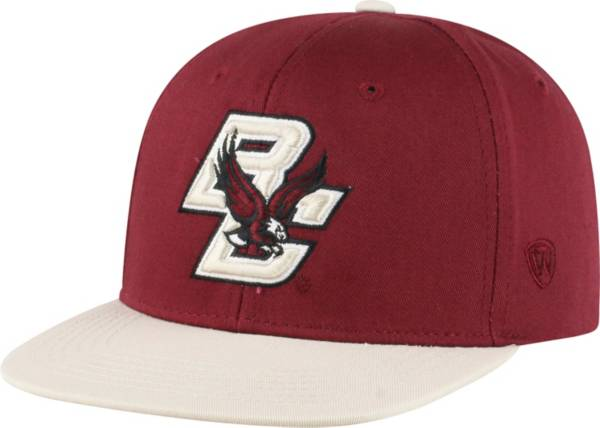 Top of the World Youth Boston College Eagles Maroon Maverick Adjustable Hat product image