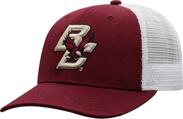 Top of the World Men's Boston College Eagles Maroon/White BB Two-Tone Adjustable Hat product image
