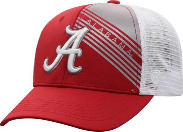 Top of the World Men's Alabama Crimson Tide Crimson Timeline Adjustable Hat product image
