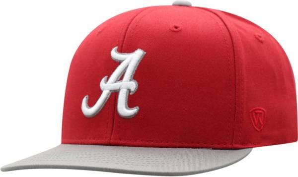 Top of the World Youth Alabama Crimson Tide Crimson Maverick Adjustable Hat product image