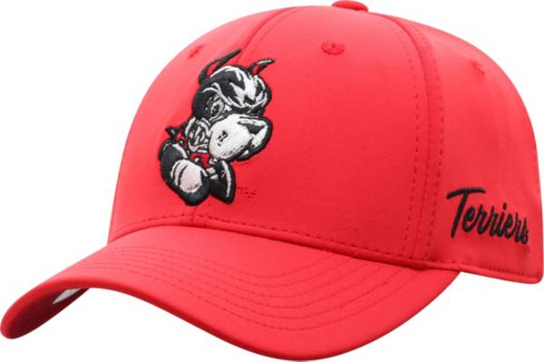 Top of the World Men's Boston Terriers Scarlet Phenom 1Fit Flex Hat product image