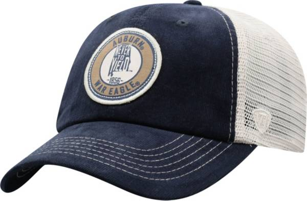 Top of the World Men's Auburn Tigers Blue Control Two-Tone Adjustable Hat product image
