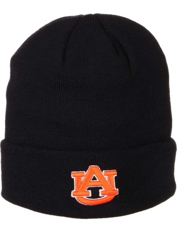 Zephyr Men's Auburn Tigers Blue Cuffed Knit Beanie product image