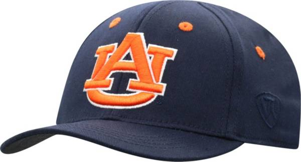Top of the World Infant Auburn Tigers Blue The Cub Fitted Hat product image