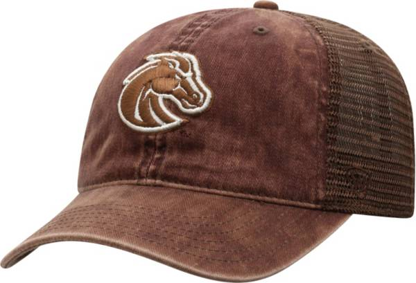 Top of the World Men's Boise State Broncos Brown Chips Two-Tone Adjustable Hat product image
