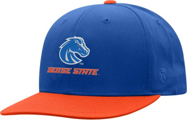 Top of the World Youth Boise State Broncos Blue Maverick Adjustable Hat product image