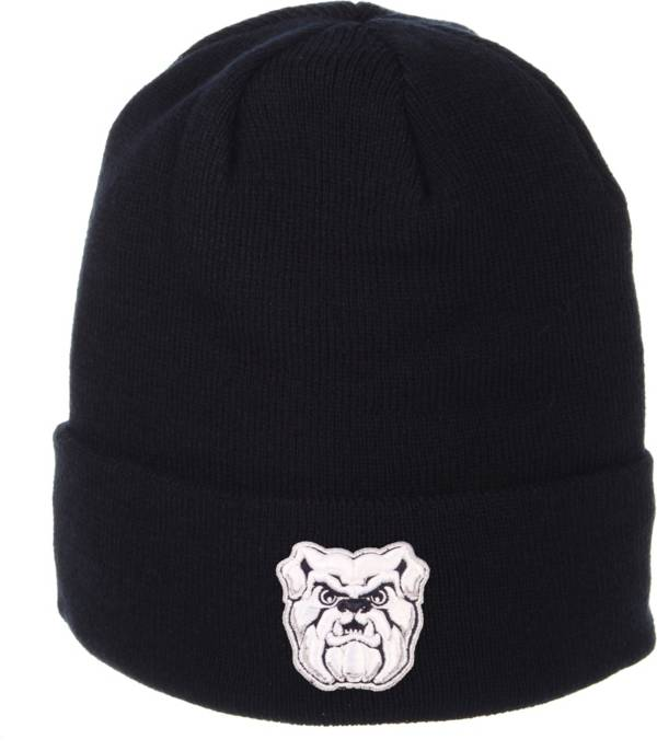 Zephyr Men's Butler Bulldogs Blue Cuffed Knit Beanie product image
