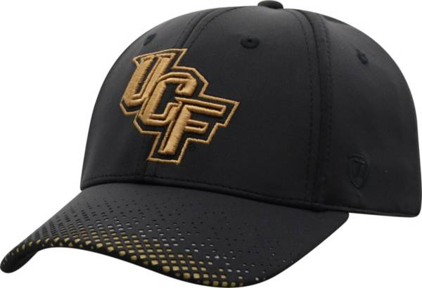 Top of the World Men's UCF Knights Lumens 1Fit Flex Black Hat product image