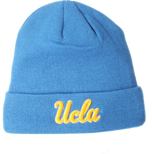 Zephyr Men's UCLA Bruins True Blue Cuffed Knit Beanie product image